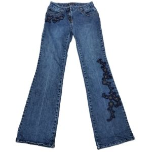 INC international concepts Embroidered Jeans